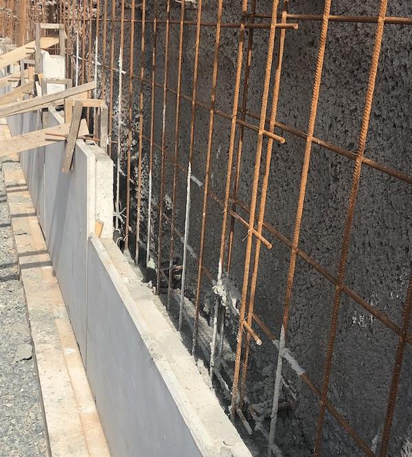 Fascia Walls Tricor Construction